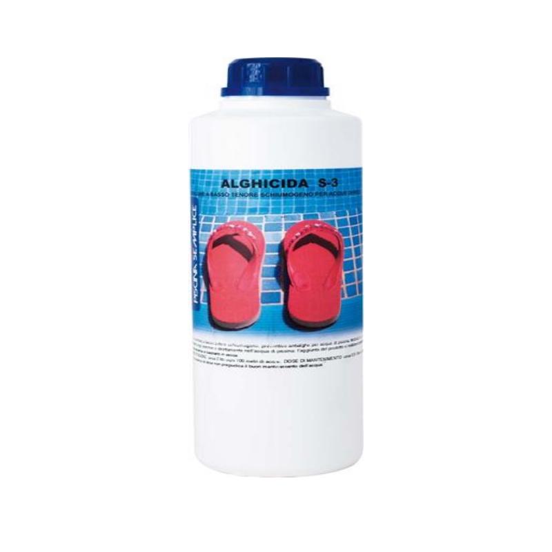 Antialghe liquido per piscine LT1