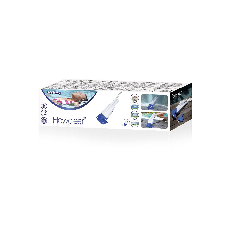 Pulitore bestway aqua powercell ferramenta centro italia for Bestway italia piscine