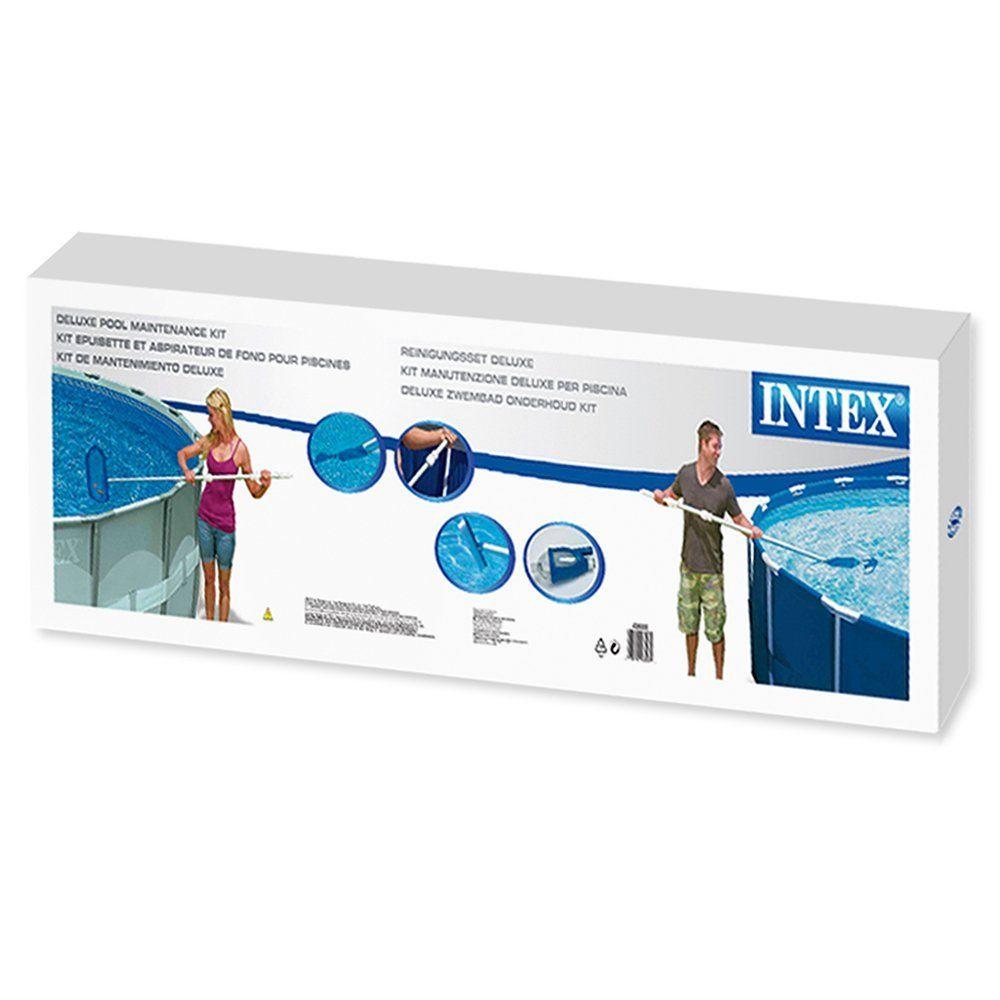 Kit pulizia deluxe Intex  scatola
