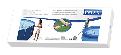 Kit pulizia piscine intex 28002 ferramenta centro italia for Limpiafondos piscina intex