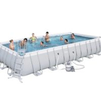 Piscina fuori terra Power steel Bestway