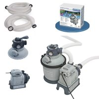 Pompa filtro Lt. 4500