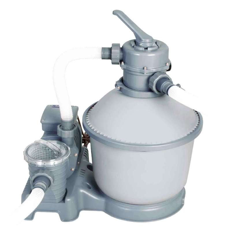 pompa filtro a sabbia bestway 58400 l h 3785 ferramenta