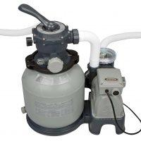 Pompa filtro a sabbia Intex