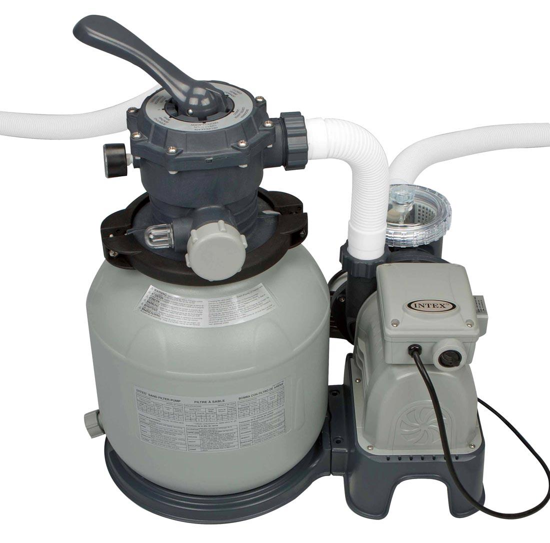 Pompa filtro a sabbia intex 28646 ferramenta centro italia for Pompe piscine intex 6m3