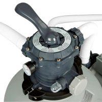 Pompa filtro sabbia Intex 28652 valvola
