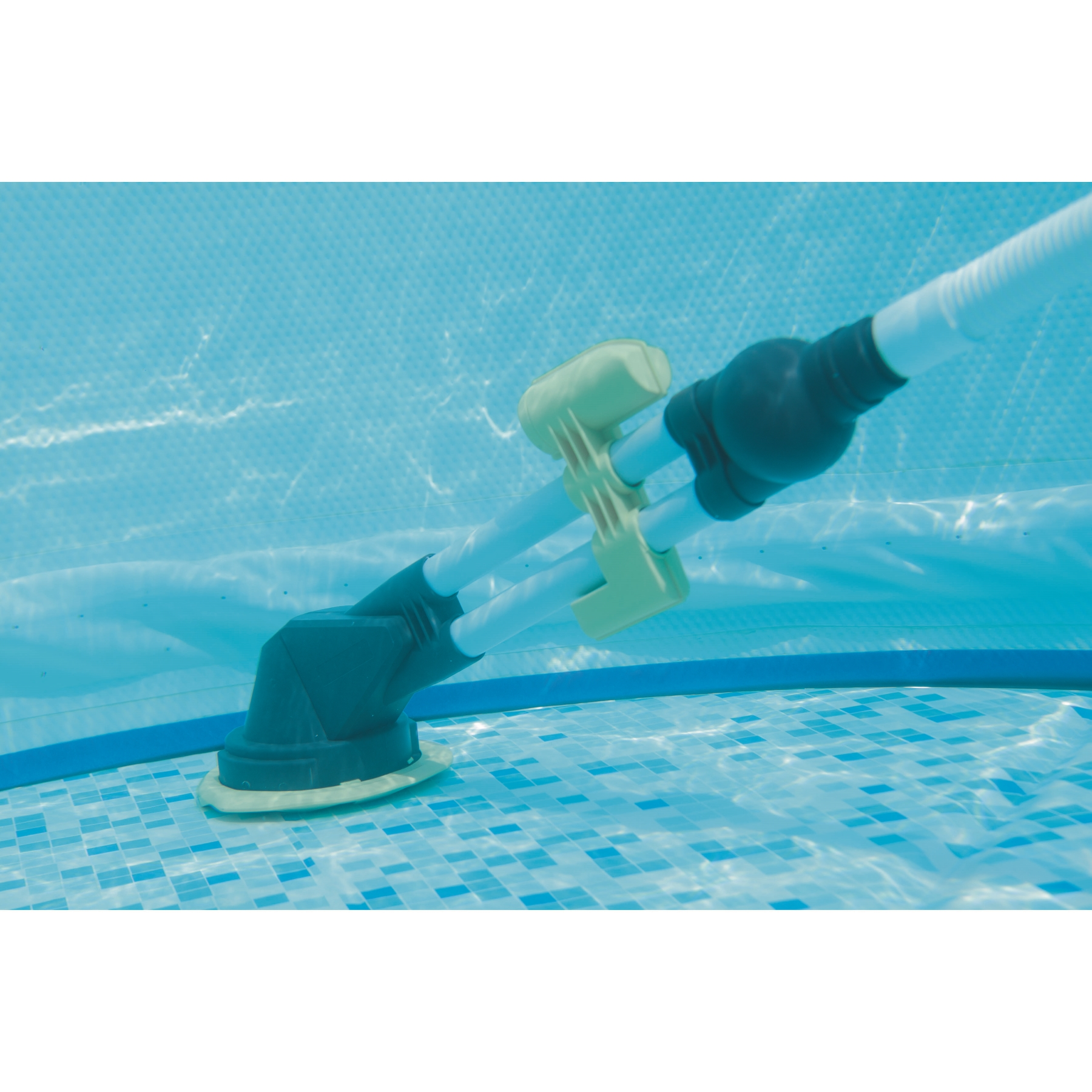 Pulitore bestway aquaclimb per piscine ferramenta - Pulitore per piscina ...