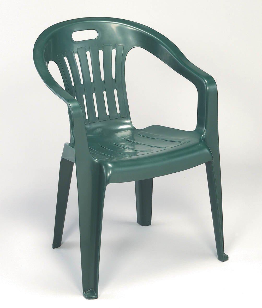 Sedie in resina piona impilabile ferramenta centro italia - Sedie da giardino in plastica ...