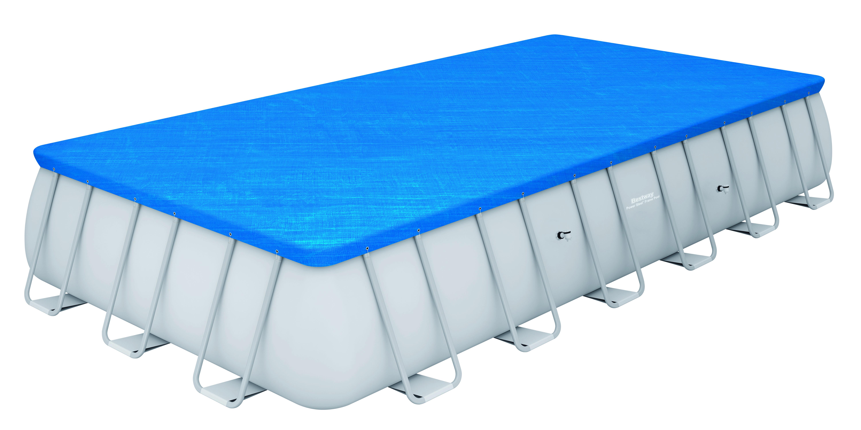 Piscina fuori terra rettangolare bestway 56474 cm 732 x for Bestway italia piscine