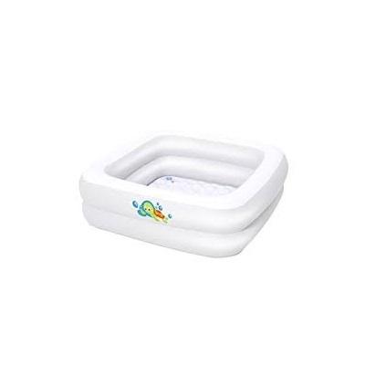 Piscina gonfiabile quadrata baby tub bestway cm 86 x 86 x 25 ferramenta centro italia - Piscina fuori terra quadrata ...