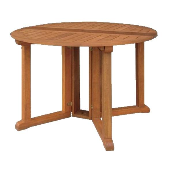 """Tavolo in legno Impression """"Round Plaza"""""""