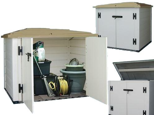 Baule container porta attrezzi Evo 100