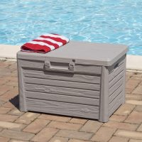 Box florida compact bordo piscina