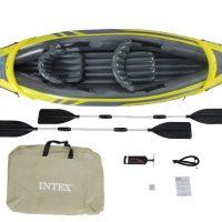 Kayak Intex Explorer K2 vista superiore