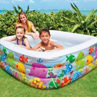 Piscina Intex Aquarium 57471