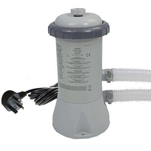 Pompa filtro a cartuccia Intex 2006 litri ora