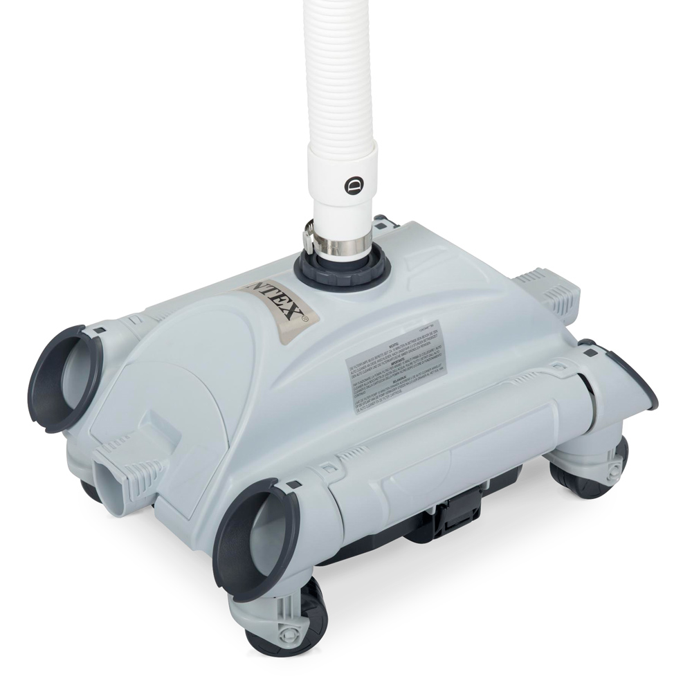 Robot pulitore per piscina intex 28001 ferramenta centro for Robot piscine intex