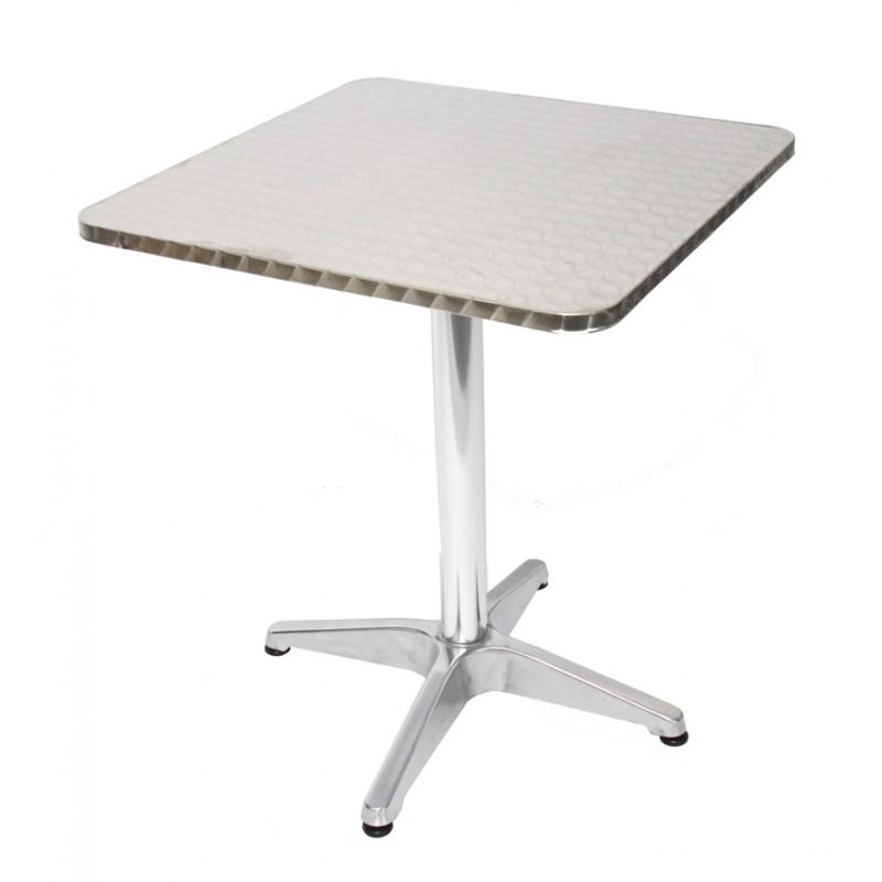 Tavoli in metallo