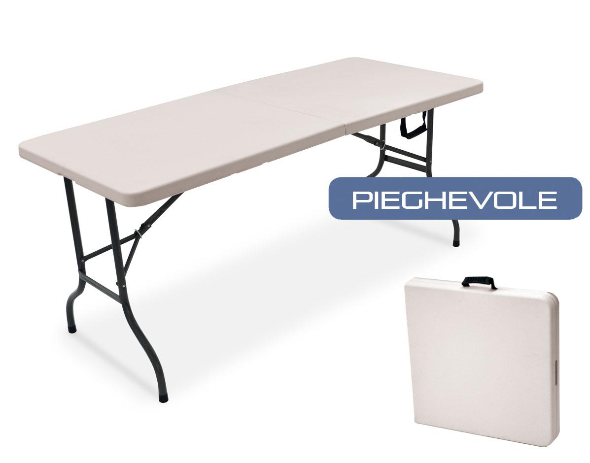 Tavoli allungabili pieghevoli with tavoli allungabili for Tavoli pieghevoli da salotto