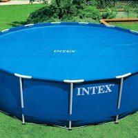 Telo termico per piscine rotonde