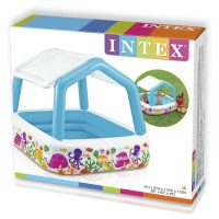 Piscina gonfiabile con parasole Intex 57470 scatola