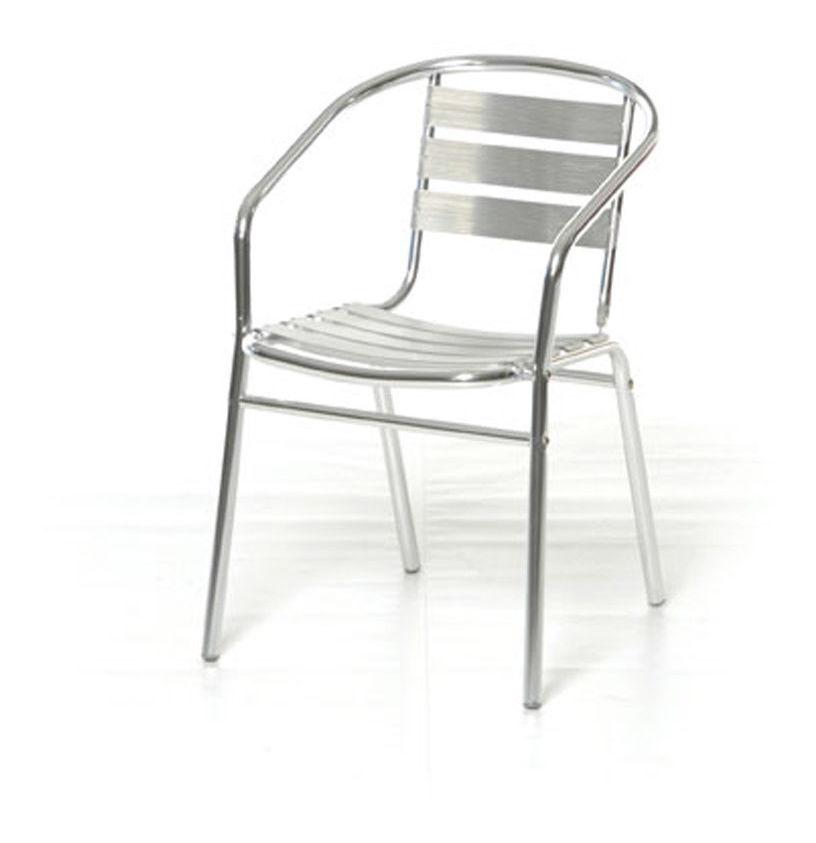 Sedia In Alluminio Bar Alu Ferramenta Centro Italia