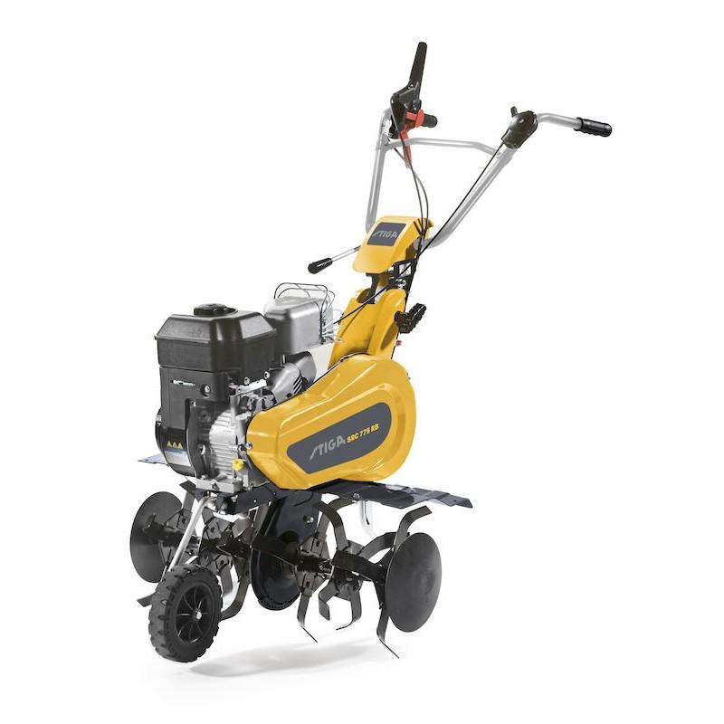 "Motozappa Stiga agripower ""SRC775RB"" motore B&S"