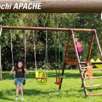Area giochi apache