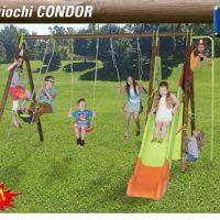 Area giochi newplast Condor