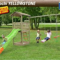 Area giochi newplast Yellowstone