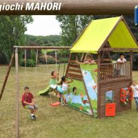 Area gioco New PLast Mahori