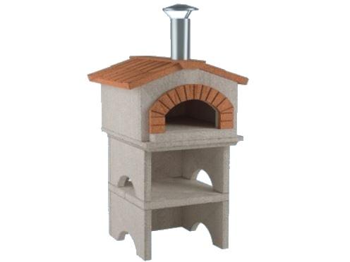 Forno a legna da esterno casa mia ferramenta centro italia for Arredo casa mia