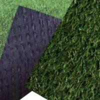 Tappeto Erba Verde Rotolo m. 20