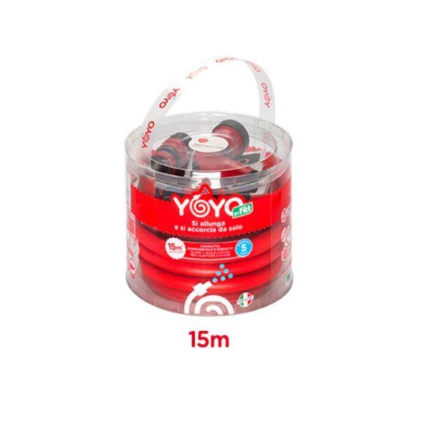Tubo estensibile yoyo 15 mt by fitt