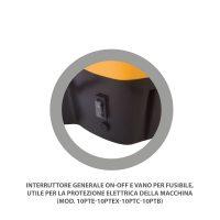 Pompa a spalla elettronica