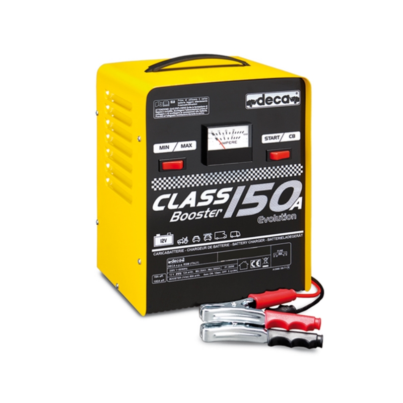 Caricabatterie Deca Class Booster 150A