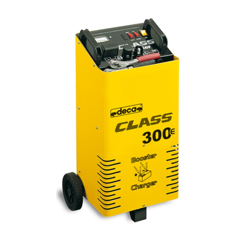Caricabatterie Deca Class Booster 300E
