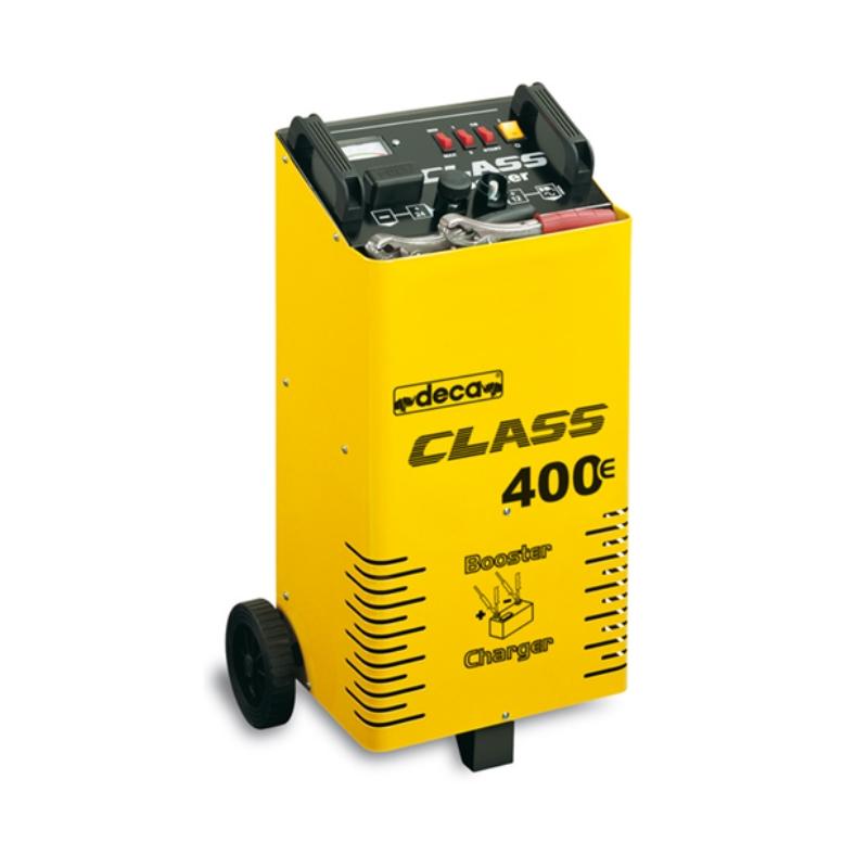 Caricabatterie Deca Class Booster 400E