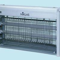 elettrosterminatore niklas alluminio