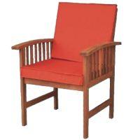 poltrone sedie impression party cuscino legno