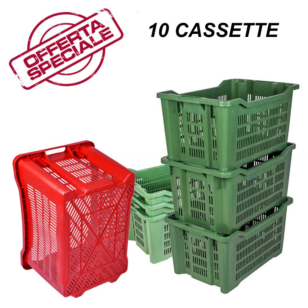 CASSETTE AGRCICOLE