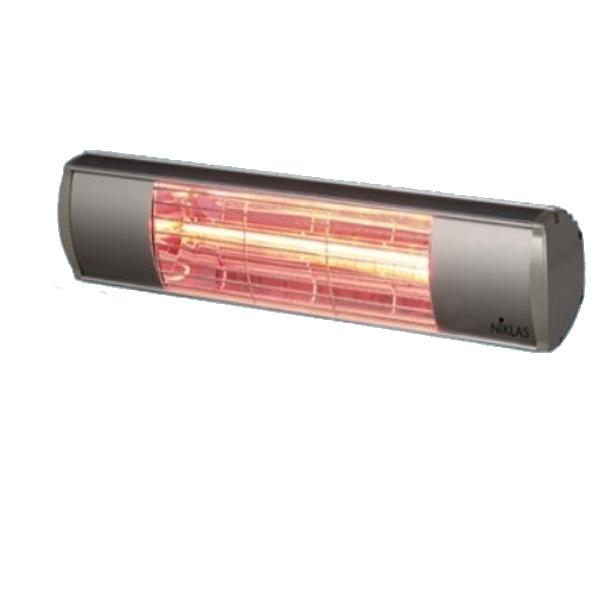Stufa elettrica ad infrarossi niklas elio 2000 w - Stufa elettrica ad infrarossi ...