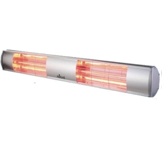 Stufa elettrica ad infrarossi niklas elio 3000 w - Stufa elettrica ad infrarossi ...