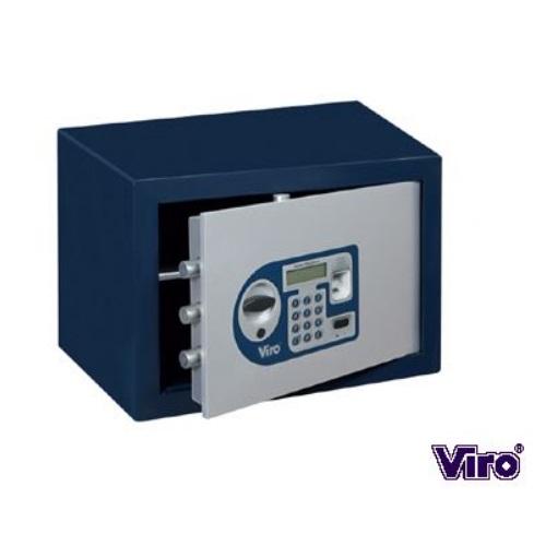 Cassaforte a mobile con lettore impronte digitali Viro Ram Touch II art.1.4693