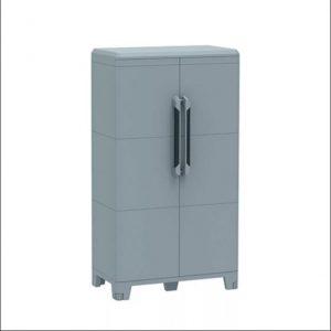 Armadio in resina modular 3 della terry ferramenta - Ferramenta mobili ikea ...