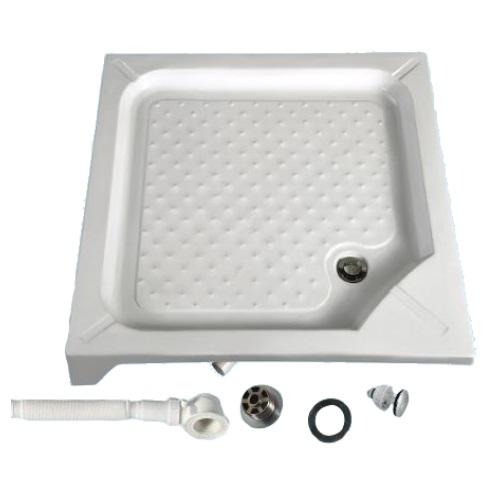 Piatto doccia quadrato brixo 80x80
