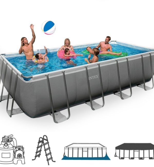 Piscina Intex ultra frame 26352
