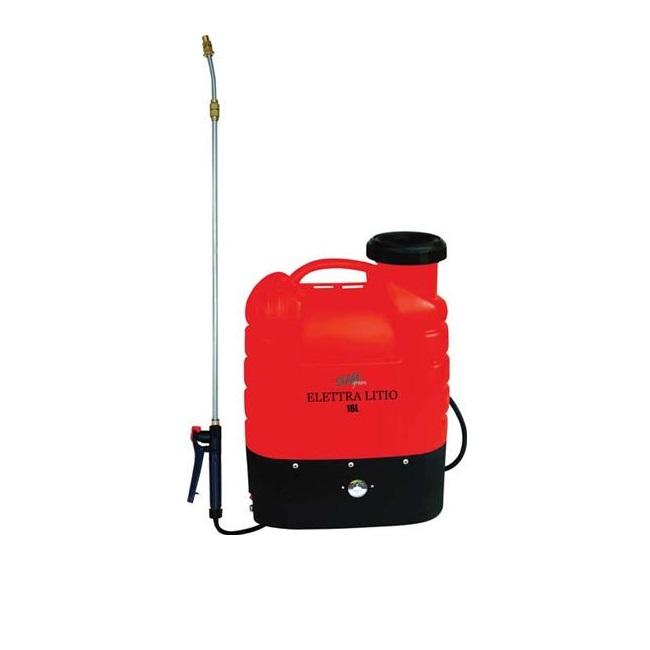 Pompa a spalla elettrica Elettra 16 lt