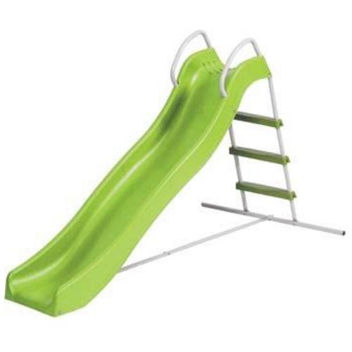 """Scivolo per bambini """"Domus"""" colore Verde"""