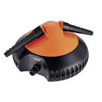 Irrigatore rotante aqualux 2000 claber 8685 confezione 4 for Irrigatori getto rettangolare
